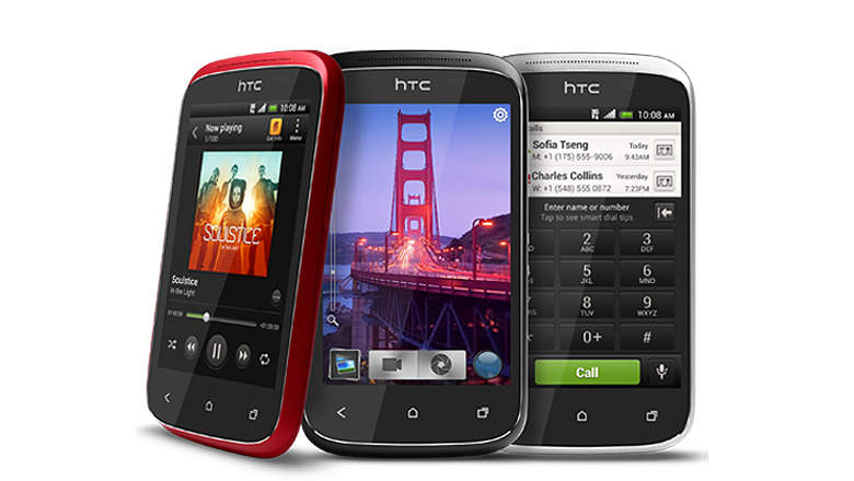 HTC smartphone news